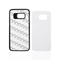 Чехол для Samsung S7 Edge, пластик черный со вставкой стандарт