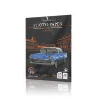 """Фотобумага, холст глянцевый - canvas """"polyster"""", A4, 240г/м2, 20 л."""