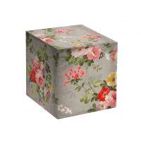 Коробка под кружку Пионы-винтаж