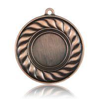 Медаль HB100 бронза D50мм, D вкладыша 25мм