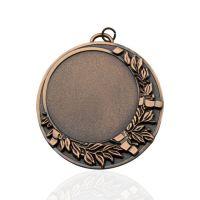 Медаль корпусная MK94c бронза D медали 70мм, D вкладыша 50мм