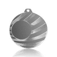 Медаль SC1602-50 серебро D50мм, D вкладыша 25мм