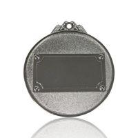 Медаль Zj-M756 серебро D70мм, D вкладыша 42мм