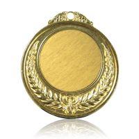 Медаль Zj-M761 золото D50мм, D вкладыша 30мм
